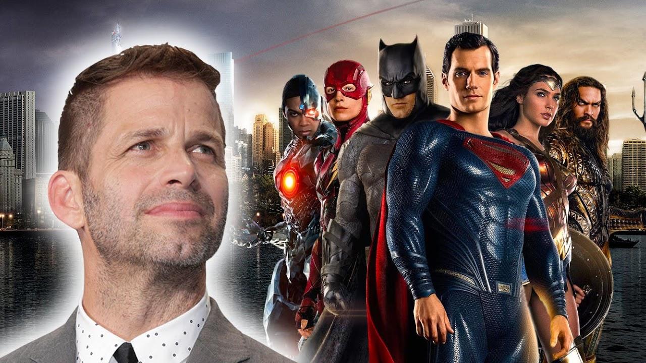 """Zachary Levi diz que não teremos o """"Snyder Cut"""" de Zack Snyder"""