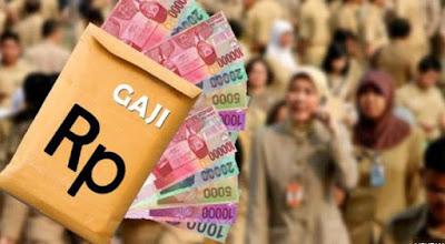 Skema Baru Pembayaran Gaji dan Tunjangan PNS