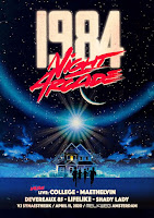 1984 Night at the Arcade