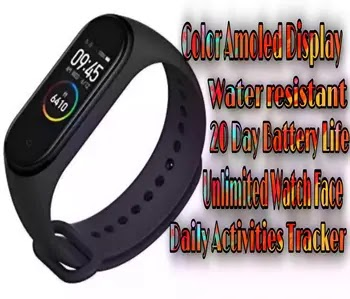 Top 3 Best Fitness Band Under 2000 in Hindi