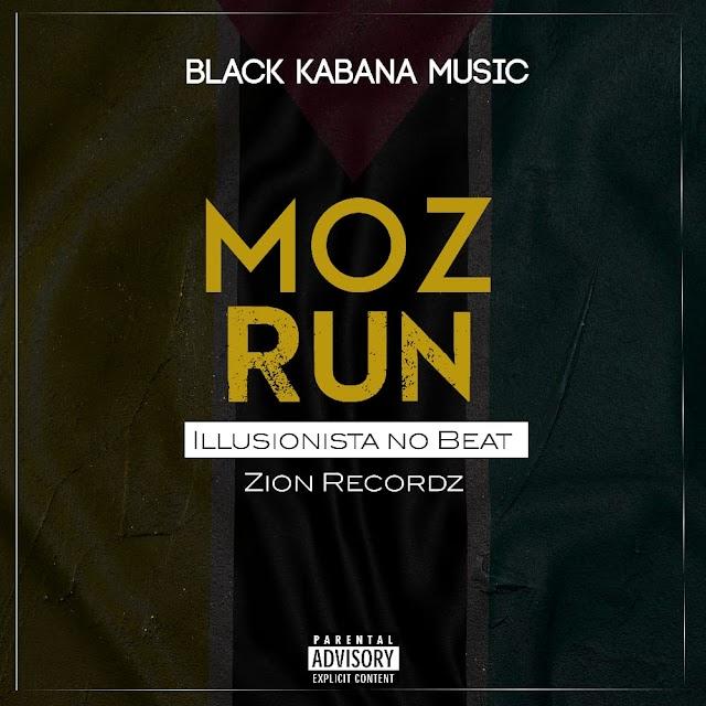 Black Kabana - Moz Run (Prod. Illusionista Beats)