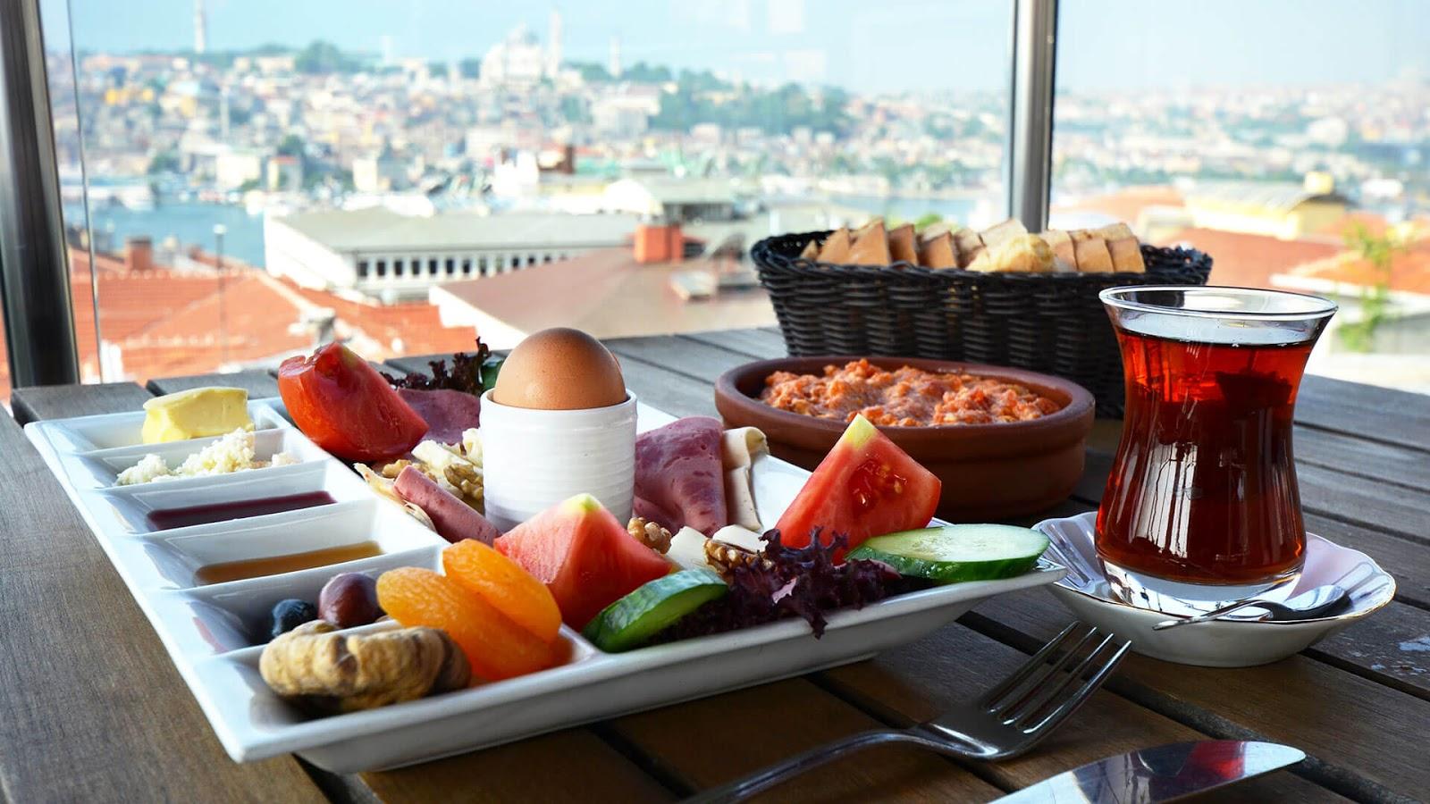 Konak Cafe Kahvaltı