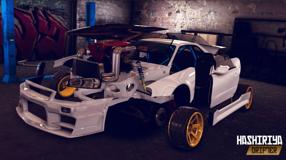 download Hashiriya Drifter Mod APK 3