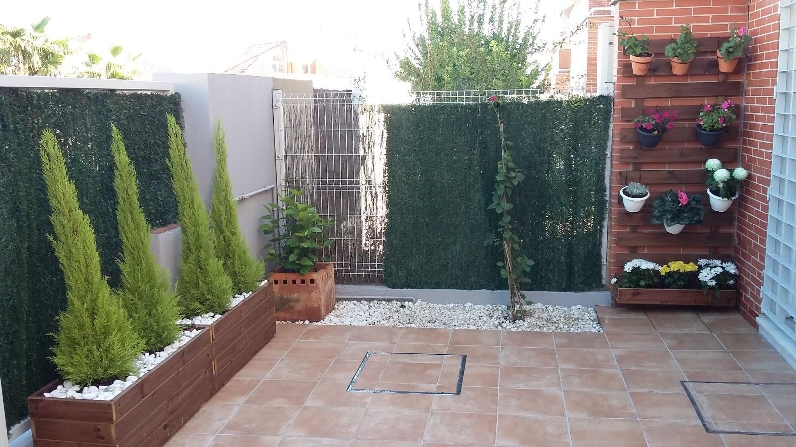 Jardineras de madera for Jardin vertical terraza