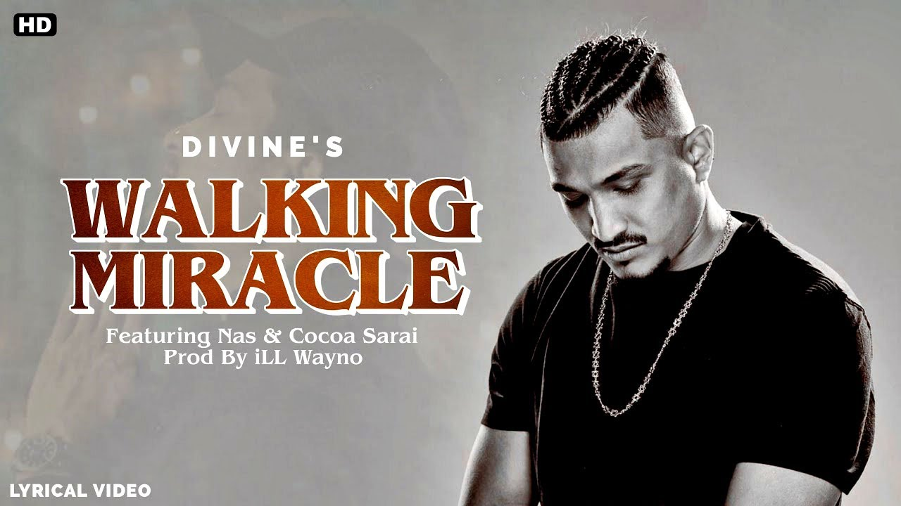 Walking Miracle Lyrics Divine X Nas X Cocoa | Hip Hop Lyrics