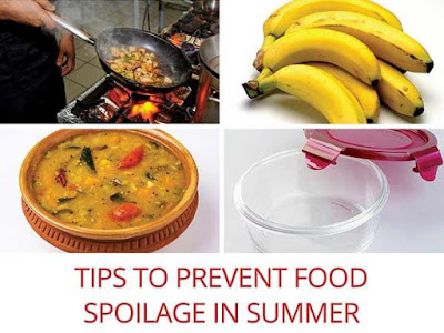 Food Spoilage in Summer
