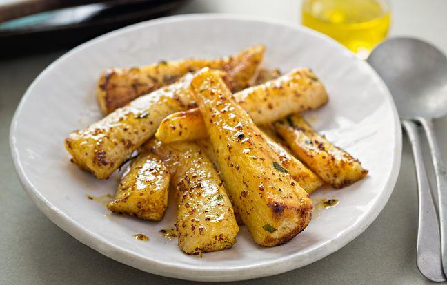 fried parsnip