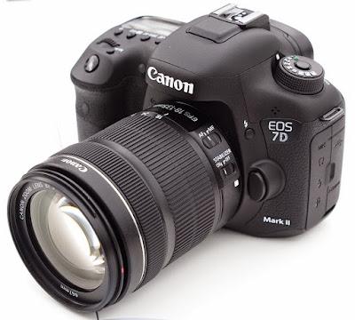 Harga Kamera Canon EOS 7D Terbaru dan Spesifikasi