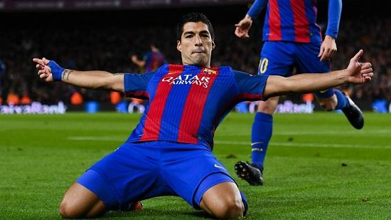 Luis Suarez  cũng là cầu thủ dẫn đầu La Liga về số đường chuyền cho đồng đội ghi bàn
