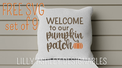 free pumpkin svg files