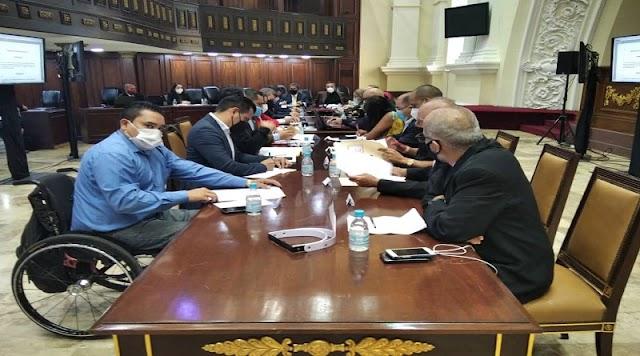 Finaliza proceso de evaluación de postulaciones, a los cargos de rectores del Consejo Nacional Electoral (CNE)