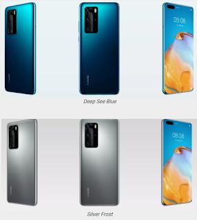 Smartphone Huawei P40 Pro Harga Belasan Juta Rilis Ditengah Pandemic Corona