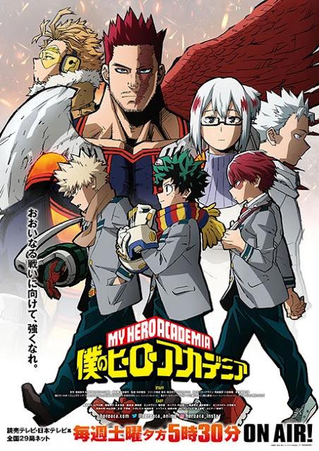"""El anime My Hero Academia seguirá con el arco """"Internship at Endeavor's Agency"""""""