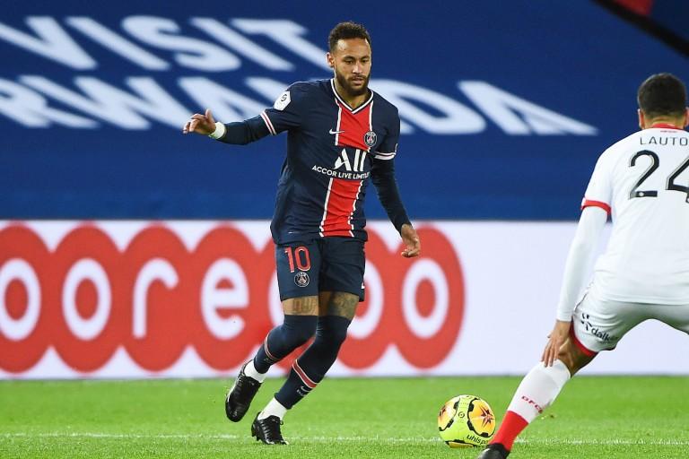 FOOTBALOL - PSG mercato: Neymar to € 20 million from a return to FC Barcelona
