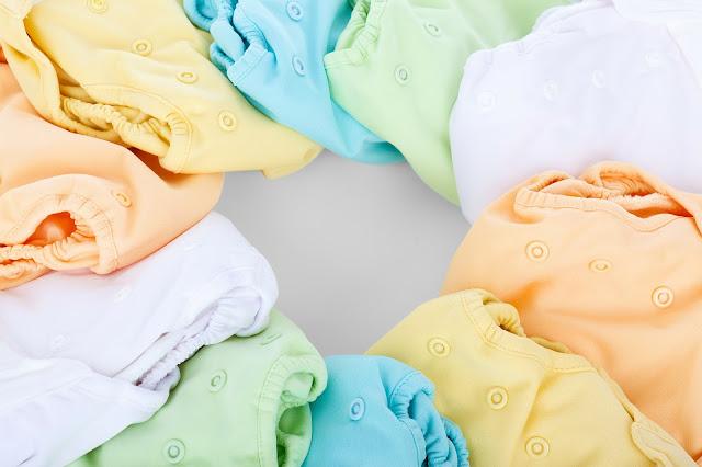 pieluszki wielorazowe, wkładki laktacyjne, podpaski wielorazowe, nasza historia, początki wielopieluchowania