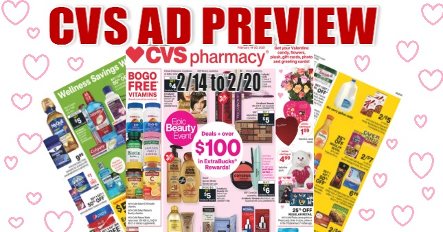 CVS Ad Scan 2-14 to 2-20