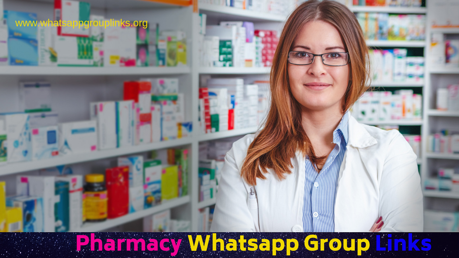 Join Pharmacy Whatsapp Group Links List - Whatsapp Group Links