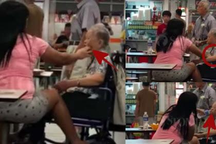 Tertangkap Basah Pakai Camera, TKW Ini Nonyor dan Mencubit P4yudaranya Nenek Yang Dijaganya Hingga Memar, Buruh Migran Ini Langsung di Pecat Dengan Tidak Hormat, dan Laporkan Polisi