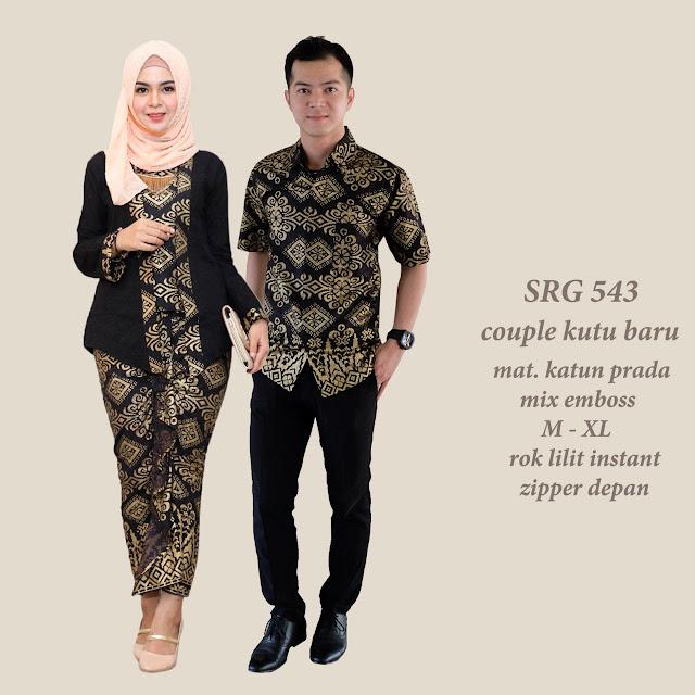 model batik terbaru