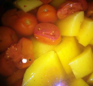 Jak Kulinarna Maniusia uratowała zupę pomidorową