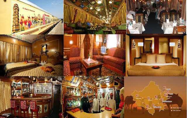 Palace on wheels Bharatpur Tours
