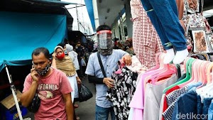 10 Wilayah Indonesia dengan Penambahan Kasus Corona Terbanyak 27 Mei