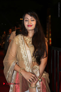 Actress Vennela Stills in Lehenga Choli at Gemini TV Puraskaralu 2016 Event  0008.JPG