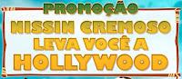 Promoção Nissin Cremoso leva você a Hollywood