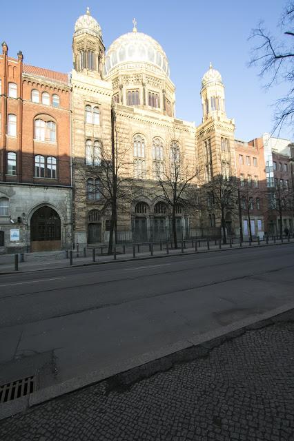 Sinagoga di Berlino