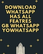 Download Whatsapp app all latest version for android and iPhone