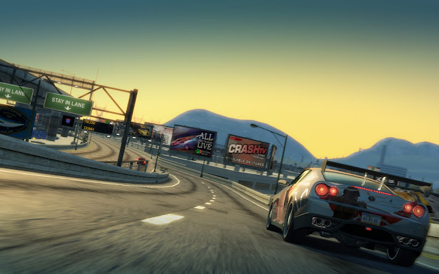 Download Burnout Paradise Highly Compressed Game Only in 583 MB