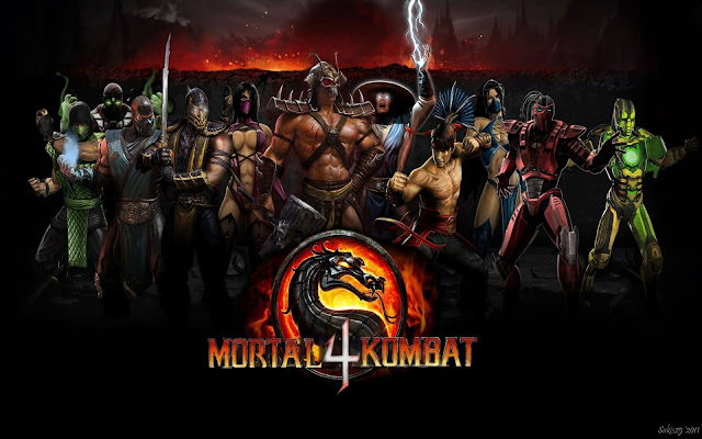 Download Mortal Kombat 4 For PC