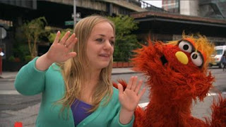 Murray What's the Word on the Street Choreographer, Sesame Street Episode 4321 Lifting Snuffy season 43