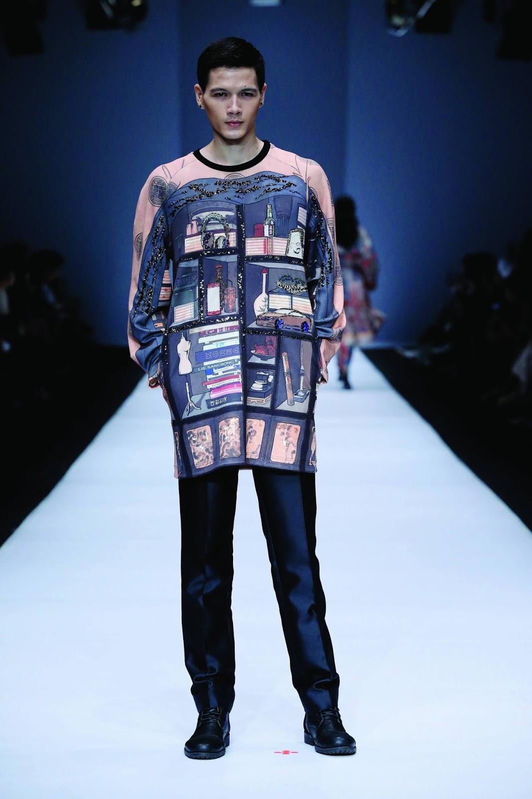 Lie Sang Bong Spring-Summer 2017 - Jakarta Fashion Week