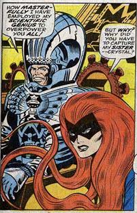 Fantastic Four 82 Inhumans