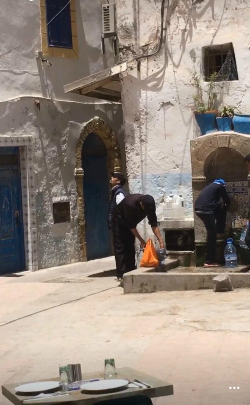 coco-morocco at BistrO Essaouira