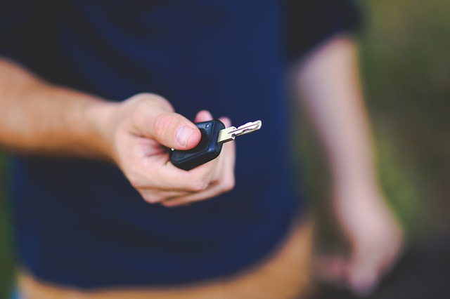 The trick to never lose your car keys