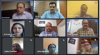 #JaunpurLive : डॉ० वीएस उपाध्याय ने दी कोरोना वायरस से जुड़ी जानकारी