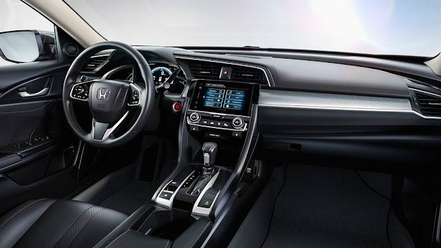 Harga dan spesifikasi Honda Civic 2016, Maobil Sedan Berkelas Premium