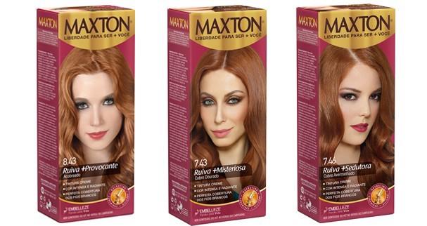 ruivo de farmacia acobreado natural 7.4 maxton sem descolorir