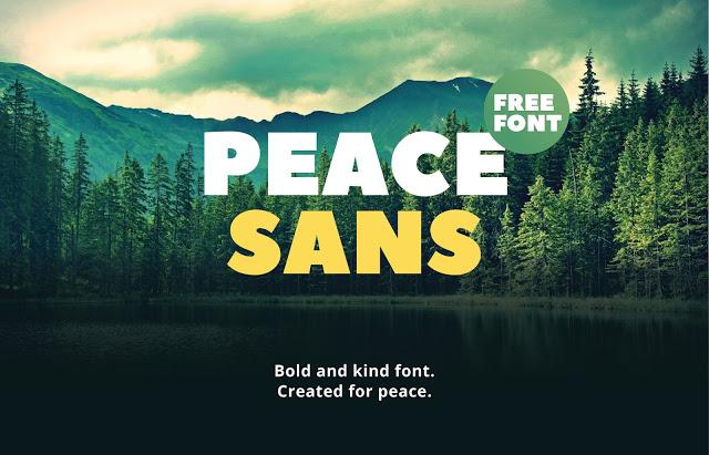 http://www.letteringtime.org/2018/05/tipografias-gratuitas-peace-sans.html