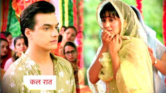 Heartbroken Twist : Post reunion Naira refuses to forgive Kartik in Yeh Rishta Kya Kehlata Hai