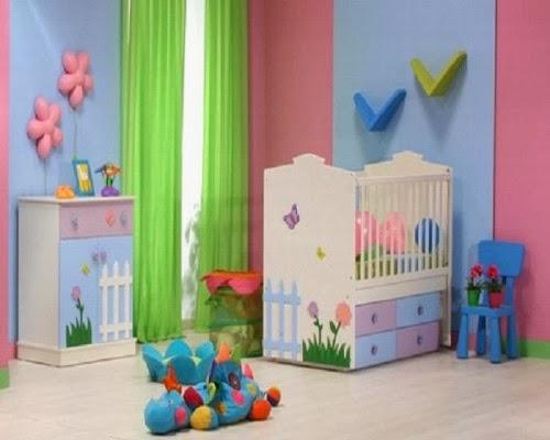une collection décoration chambre bébé jardin