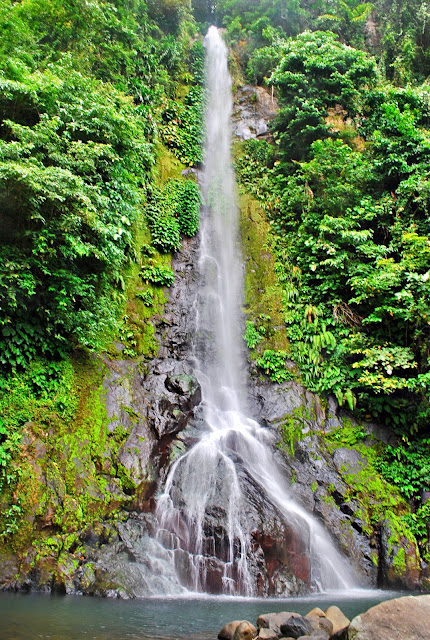 Waterfalls in Biliran