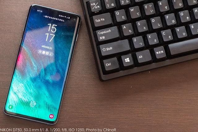 【Galaxy S10】今だからこそ買える、Galaxyシリーズのフラグシップモデル。WQHDディスプレイに8GB RAMのGalaxy S10ファーストインプレッション