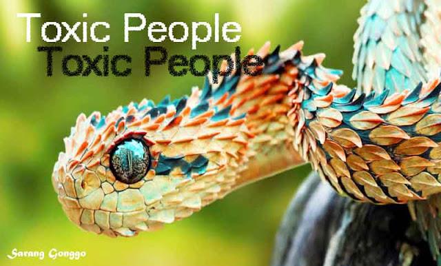 Cara menghindari orang toxic