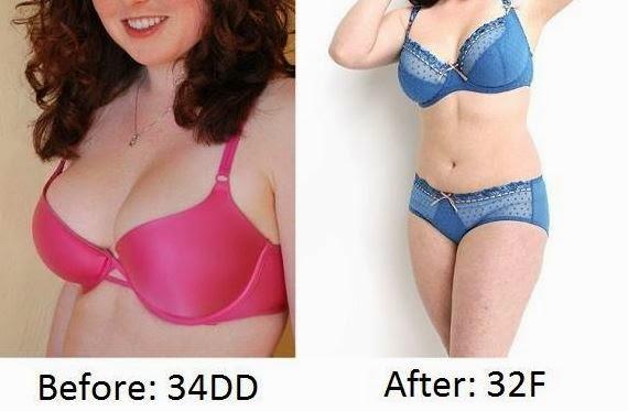 Bra&Company - consultoria e venda de lingerie - escolher o modelo e copa certa