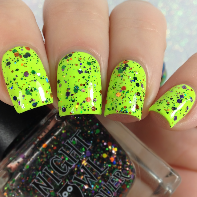 Night Owl Lacquer-This is Halloween