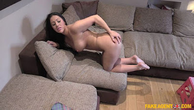 Candi Kayne (Cock Loving Chick Gives Deepthroat) – FakeAgentUK