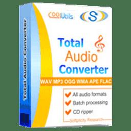Coolutils Total Audio Converter V5 3 0 229 Full Version 4download
